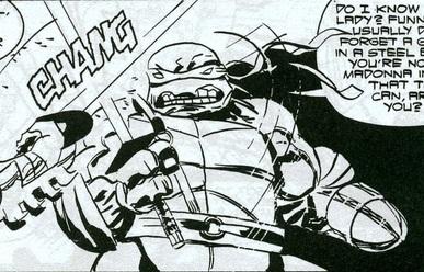 Leonardo from comics (7)