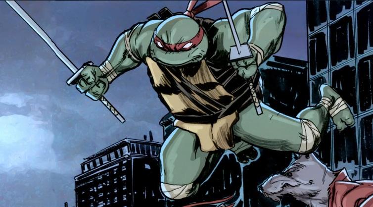 Leonardo from comics (8)
