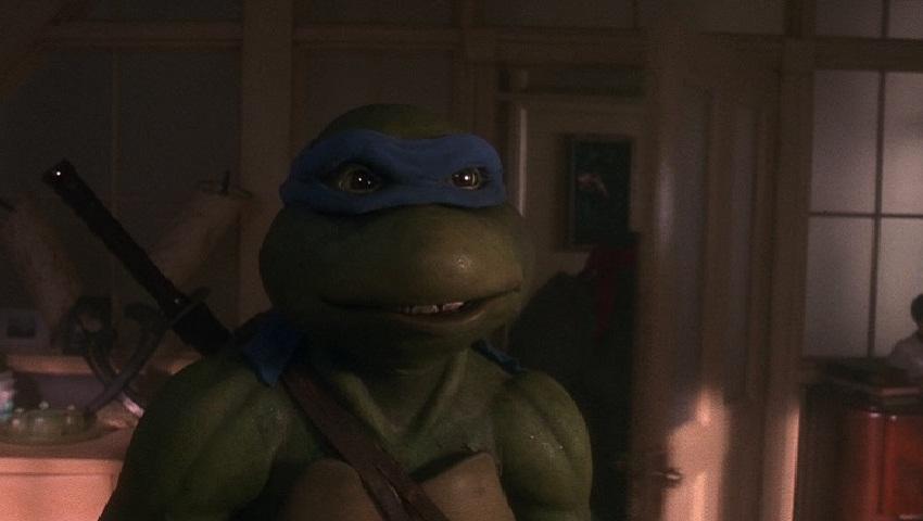 Leonardo from film (2)