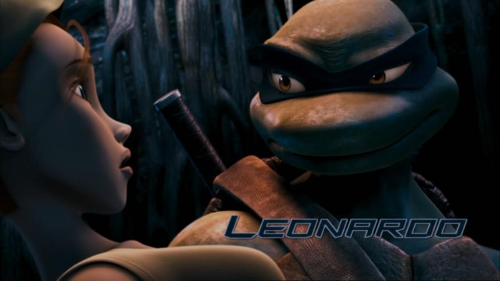 Leonardo from TMNT 2007 (1)