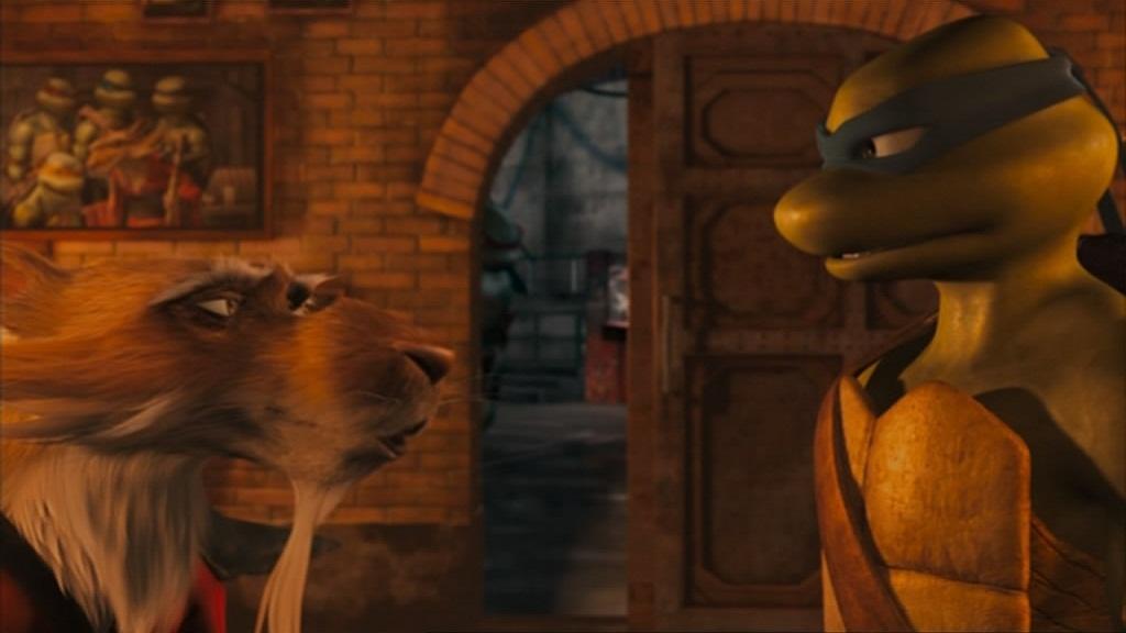 Leonardo from TMNT 2007 (2)