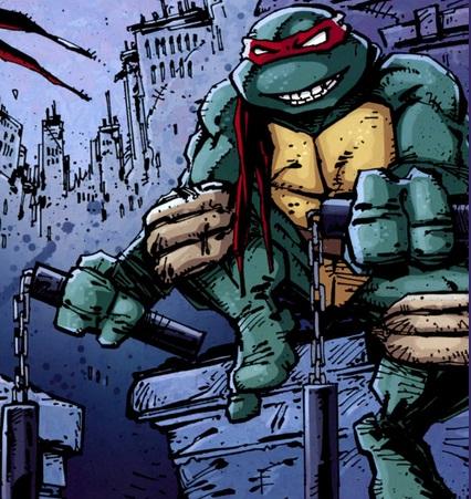 Michelangelo from comics (7)