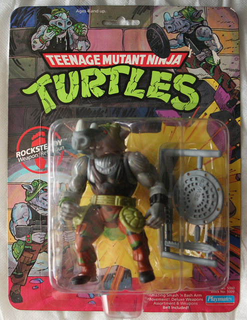 Rocksteady (in box)