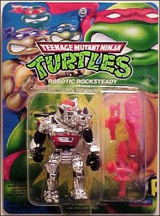 Robotic Rocksteady (in box)
