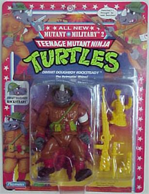 Dimwit Doughboy Rocksteady (in box)
