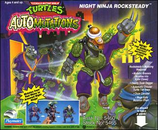 Night Ninja Rocksteady (in box)