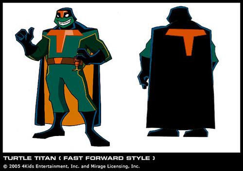 Turtle Titan (season 6)