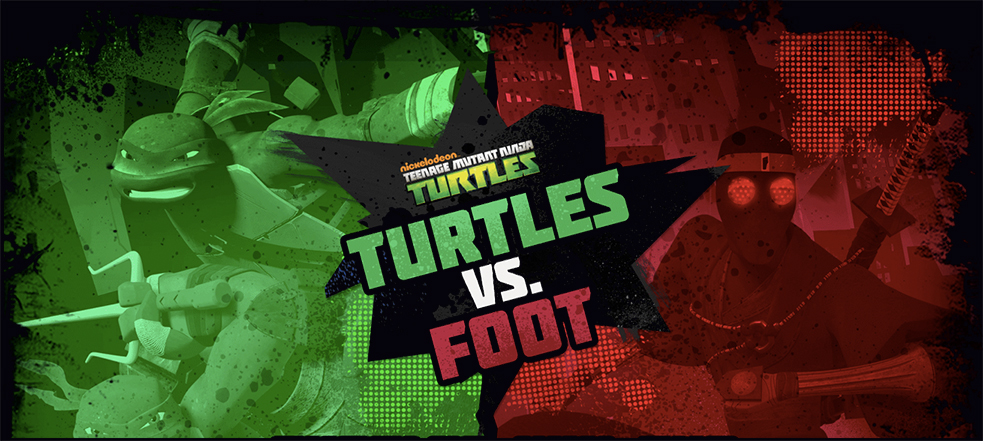 TurtlesVsFoot