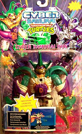 Cyber Samurai Don (boxed)