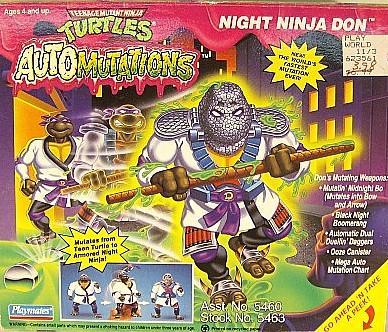 Night Ninja Don (boxed)