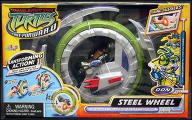 Steel Wheel Don (boxed)