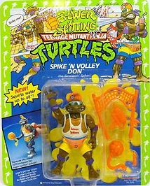 Spike 'n Volley Don (boxed)