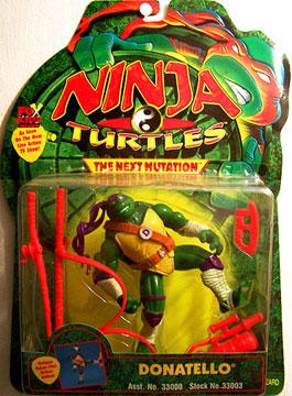 Next Mutation Donatello (boxed)