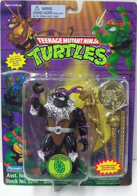 Warrior Winged Donatello (boxed)