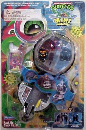 Donatello Sewer-Hero Playset (boxed)