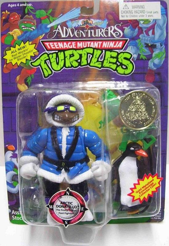 Arctic Donatello (boxed)