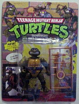Donatello, the Storage Shell Turtle (boxed)