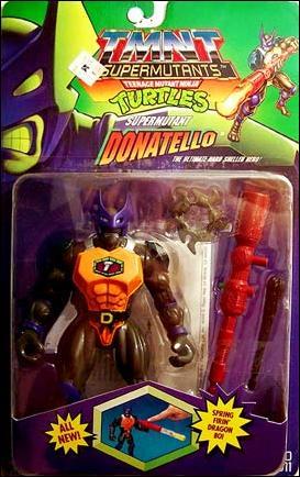 Supermutant Donatello (boxed)