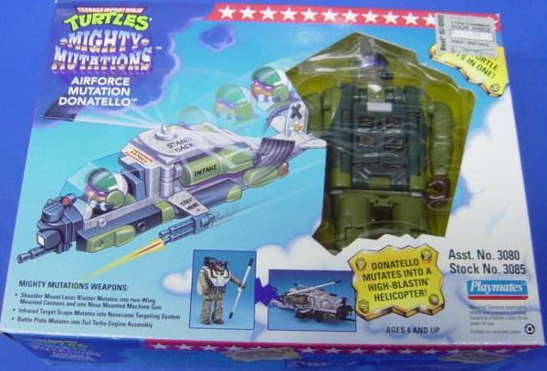 Aurforce Mutation Donatello (boxed)