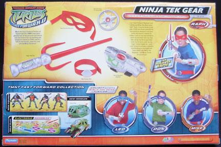Ninja Tek Gear Raph (boxed)
