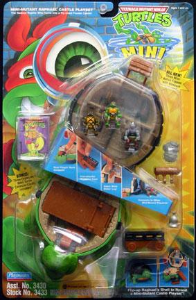 Raph Feudal Castle Playset (boxed)