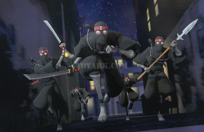 Foot Ninja 2012