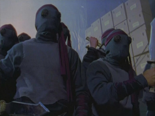 Foot Clan from series