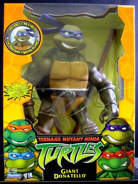 Giant Donatello (boxed)