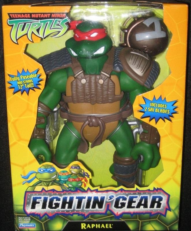 Giant Fightin' Gear Raphael (boxed)