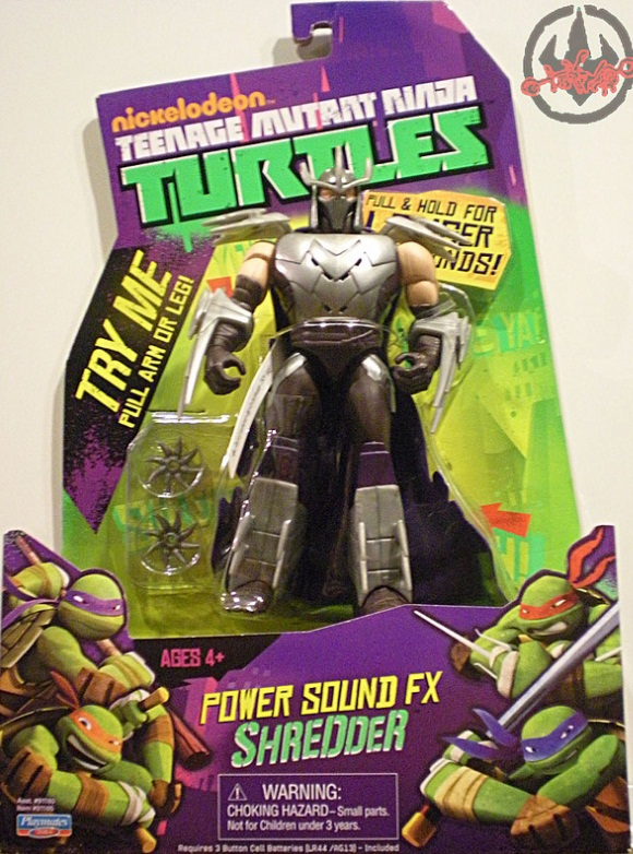 Power Sound FX Shredder (boxed)