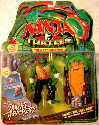 Thunder Thrashers. Shoot the Curl Don (boxed)