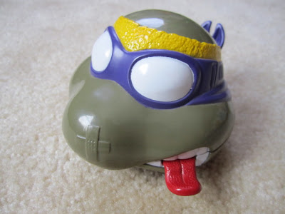 Donatello's Basketball Playset (figure)