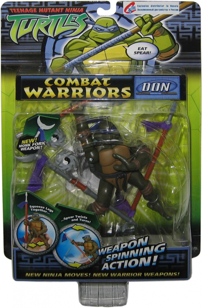 Combat Warriors Don (boxed)