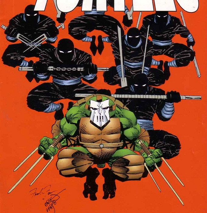 Foot Clan from comics (5)