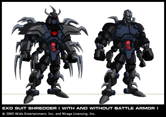 Shredder's concept (4)
