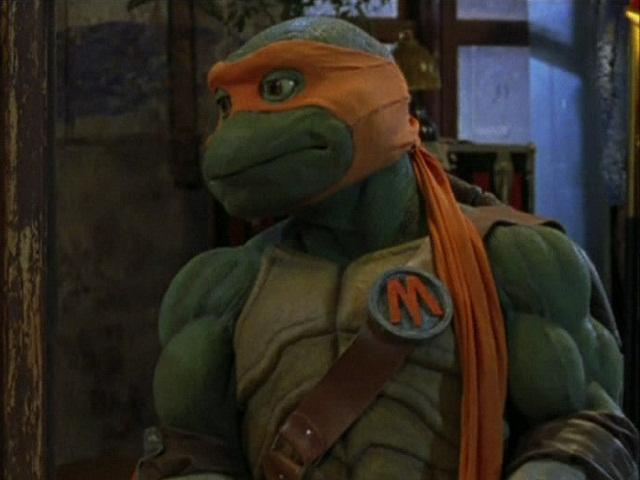 Michelangelo from Next Mutation (1)