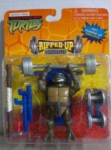 Mini Ripped-Up Donatello (boxed)
