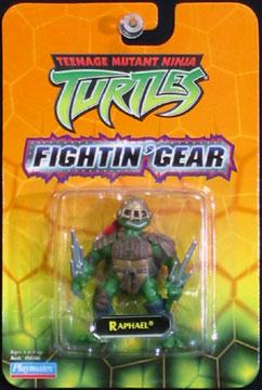 Mini Fightin' Gear Raphael (boxed)