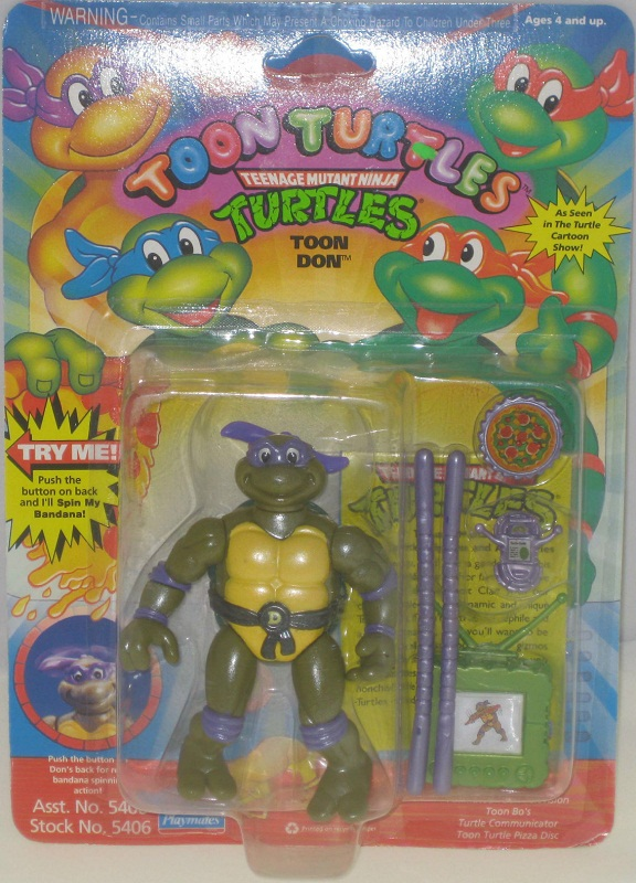 Toon Don (boxed)