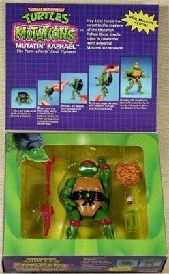 Mutatin' Raphael (boxed) 2