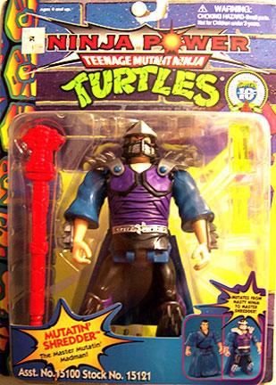 Mutatin' Shredder (boxed)