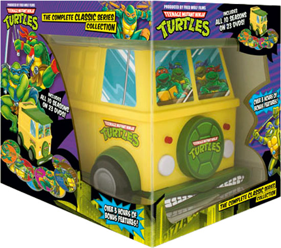 Complete Classic Series Collection' Party Van Gift Set (1)