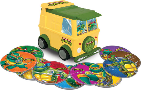 Complete Classic Series Collection' Party Van Gift Set (2)