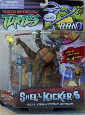 Shell Kickers Don (boxed)