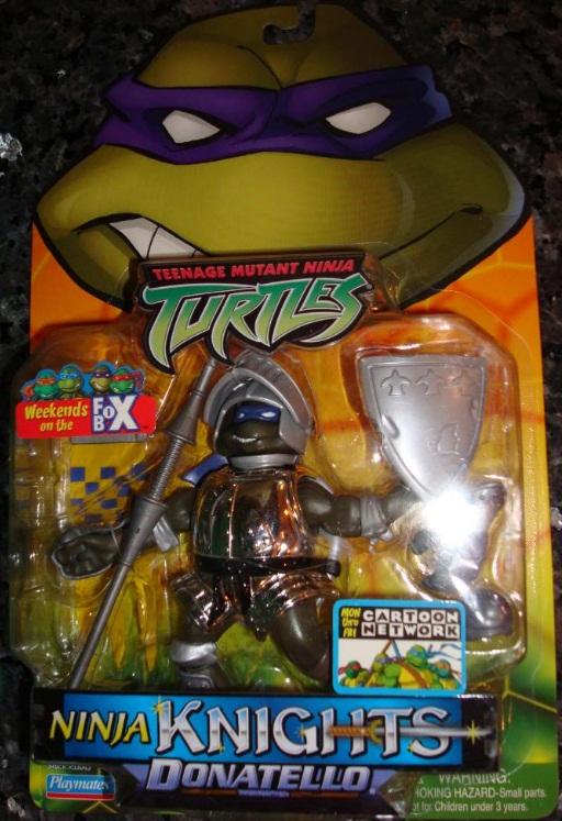 Ninja Knight Donatello (boxed)