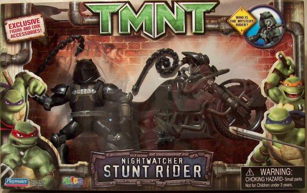 Nightwatcher. Stunt Rider (boxed)