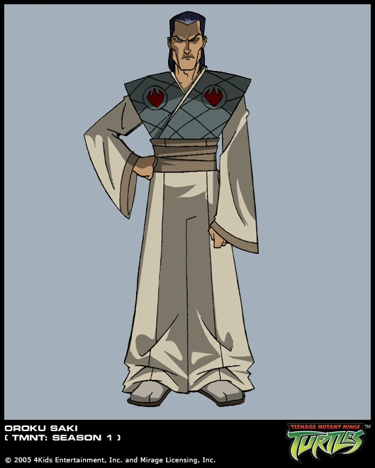 Oroku Saki (concept 2003)