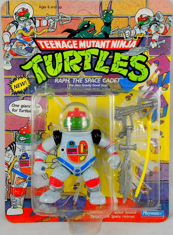 Raph, the Space Cadet (boxed)