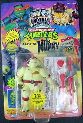 Raph as the Mummy (boxed)