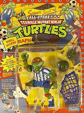 Shell Kickin' Raph (boxed)